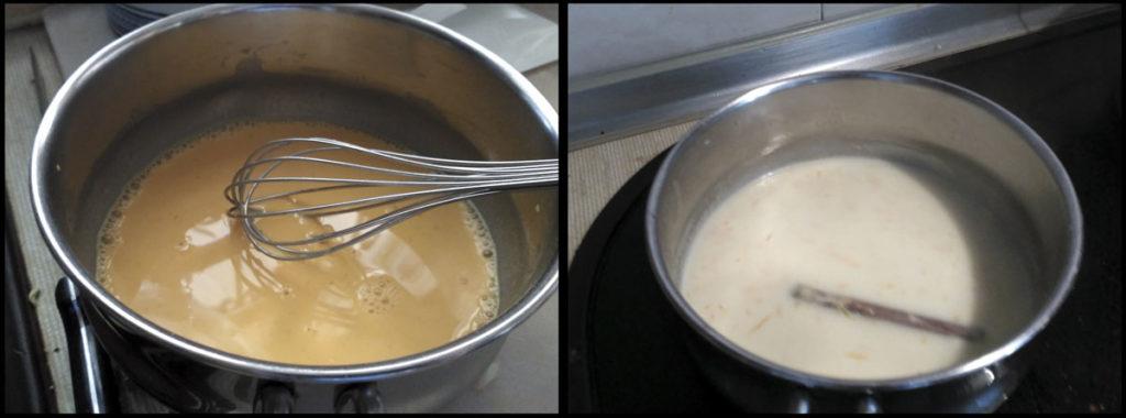 Elaborar mezclas para relleno