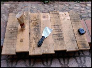 Distribución tablas